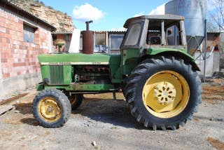 Tractor JOHN DEREE - 100 CABALLOS