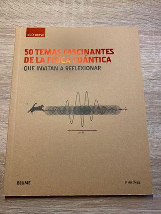 50 temas fascinantes de la física cuantica