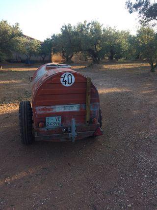 Cuba para Tractor