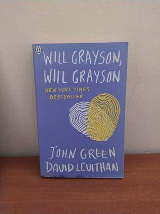 Libro will Grayson will Grayson en inglés