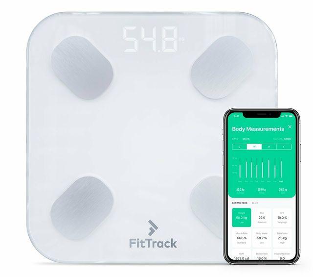 Báscula inteligente Fit Track