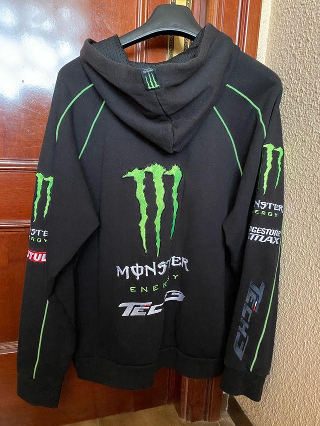 Chaqueta Monster Tech3
