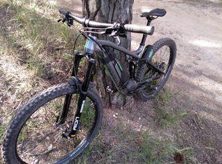 bici de montaña (eléctrica)