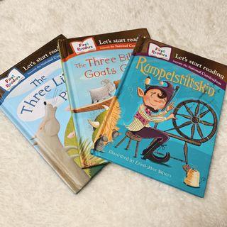 Kids educational book bundle