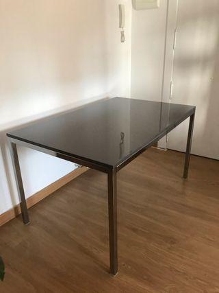 Mesa de centro Ikea de segunda mano en Zaragoza en WALLAPOP