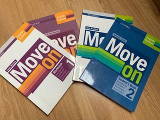 Move on, Oxford. Libros texto Bachillerato (4)