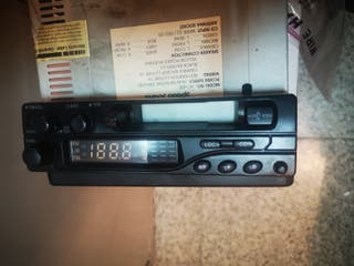 radiocassette de coche
