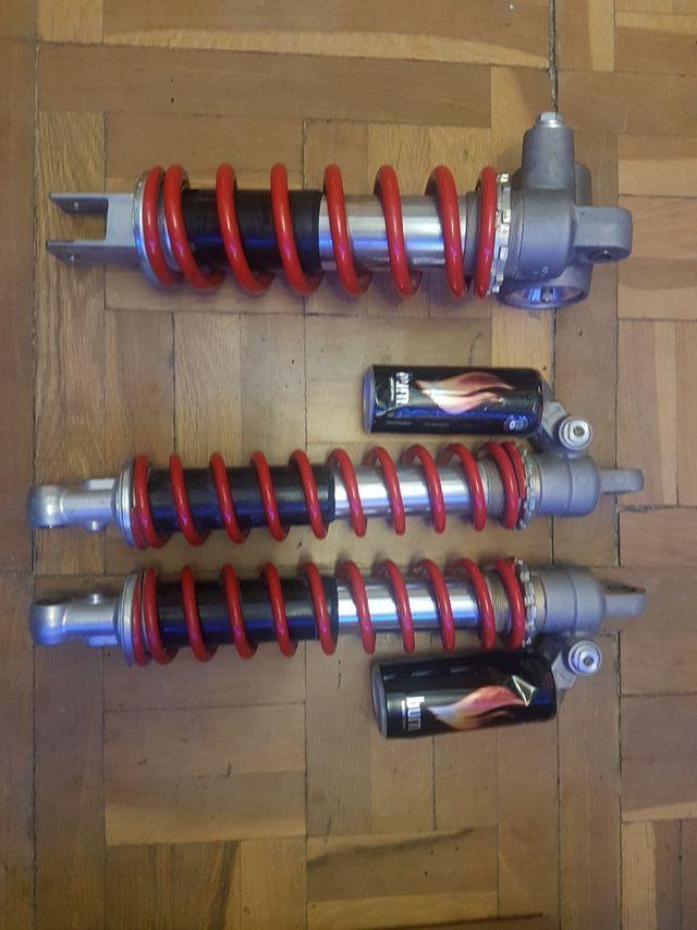 Amortuguadores Honda TRX450