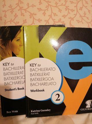 Libro de bachillerato inglés