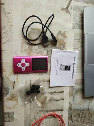 Reproductor MP3 Digital