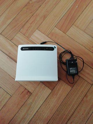 /para Todas Las le SIM de Todos los Sanitarios Muebles M/ódem Router Airbox Huawei e5372-s32/4/G LTE Cat.4/a hasta 150/Mbps DL//50/Mbps UL/ /WiFi Dual Band 2.4/y 5.0/GHz/