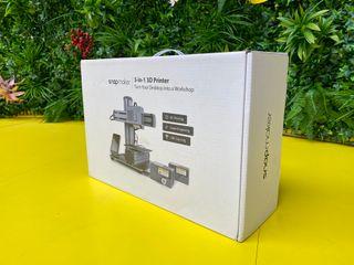 Snapmaker - Impresora 3D + Grabador láser + CNC
