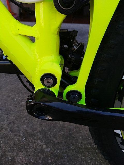 Bicicleta Banshee Prime