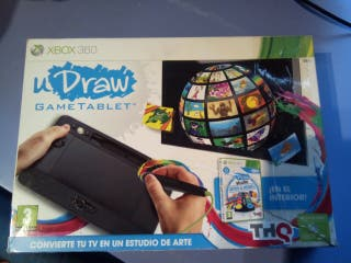 Draw Game tablet
