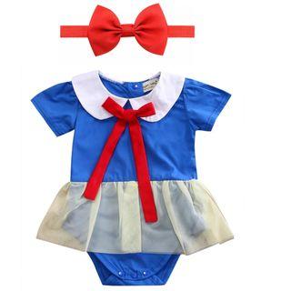 ranita disfraz bebé niña nuevo Blancanieves