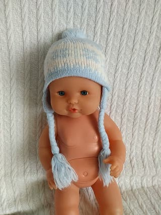 Nenuco gorro lana