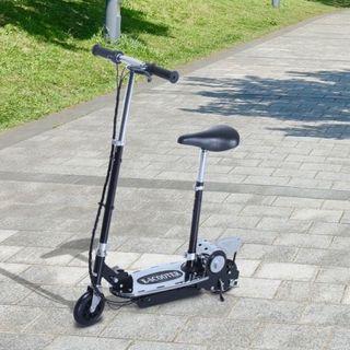 Patinete Eléctrico Plegable E-Scooter Batería 120W