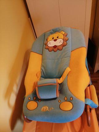 hamaca 5 posiciones bebé sin uso