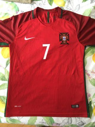 Camiseta Cristiano Ronaldo Portugal
