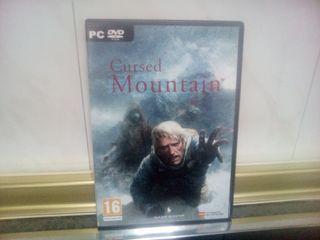 Juego PC ordenador Cursed Mountain