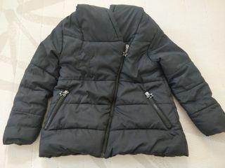 Abrigo negro niña Tuc Tuc 5 años