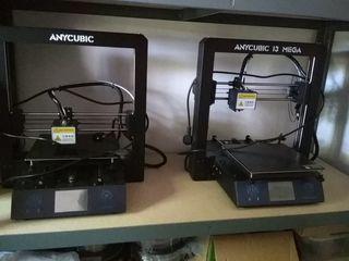 Servicio de impresión 3D, postproducción y pintura