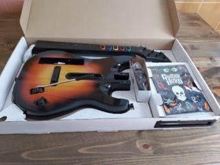 guitarra wii