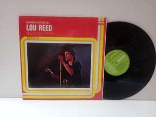Lou Reed Grandes Éxitos Línea 3 1978 RCA ESP