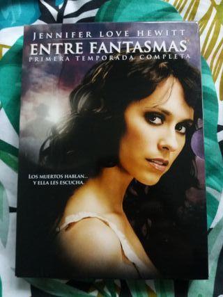 DVD Serie Entre Fantasmas 1° Temporada completa