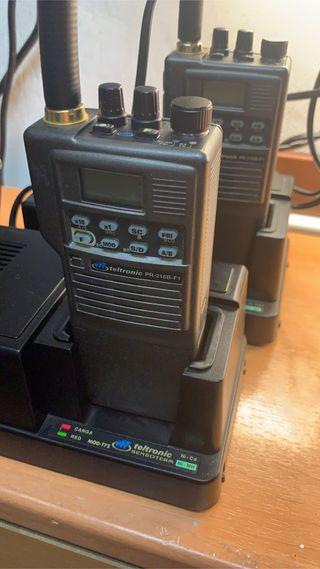 EMISORAS EQUIPOS RADIO TELTRONIC PR 216B F1