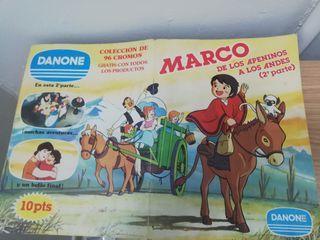 Álbum de cromos de Marco