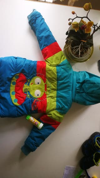abrigo tuc tuc tres cuatro años (talla 4)