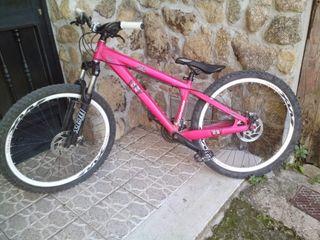 Soporte y Adaptador para Bicicleta de monta/ña Truvativ Guard All Mountain Stylo