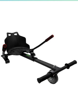 Asiento patin hoverboard karting