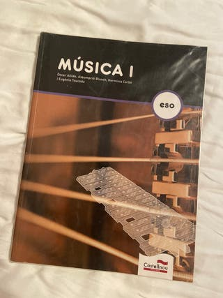 Libro Musica I ESO CASTELLNOU