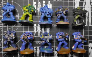 Warhammer 40000 Marines Espaciales