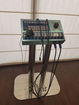 Máquina de electroestimulacion. ElectrofitnessEFIT