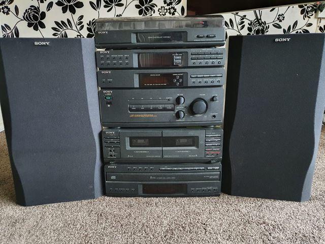 Sony Stack System