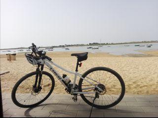Bicicleta hibrida teck.