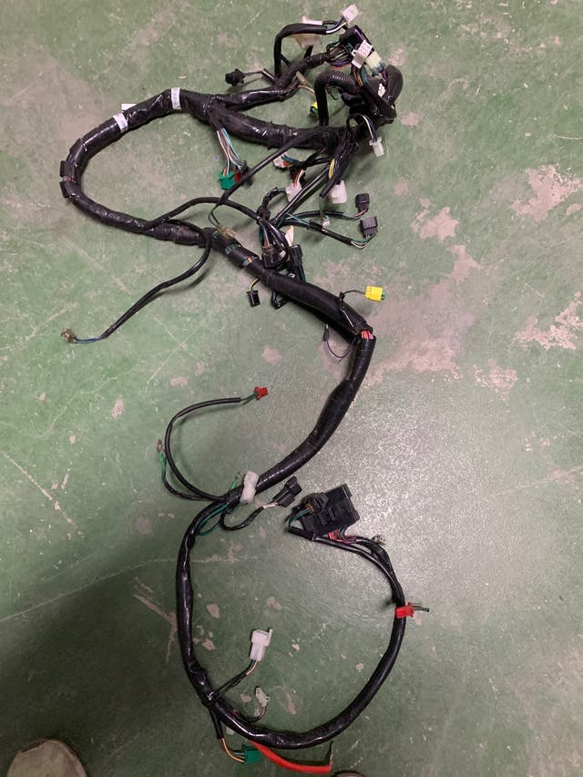 Instalación eléctrica Kymco 300I
