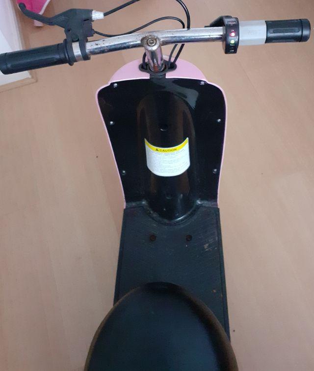 razor mod electric bike