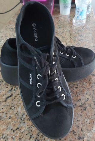 zapatos marca victoria de cuña