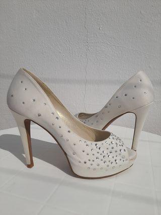 Zapatos de novia Talla 39