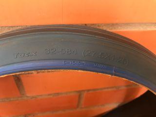 Neumático para rodillo TACX 26,5 x 1,25