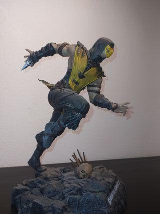 figura Scorpio Mortql kombat x
