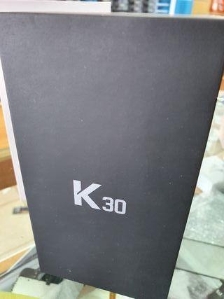 LG K30 NUEVO 2 AÑOS DE GARANTÍA