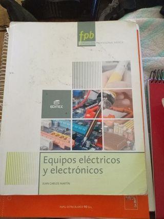 equipos electricos y electrónicos