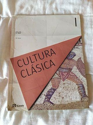 Libro Eso Cultura Clasica