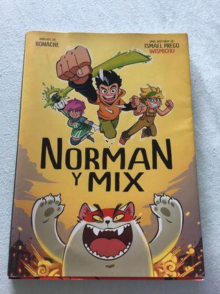 Norman y Mix wismichu