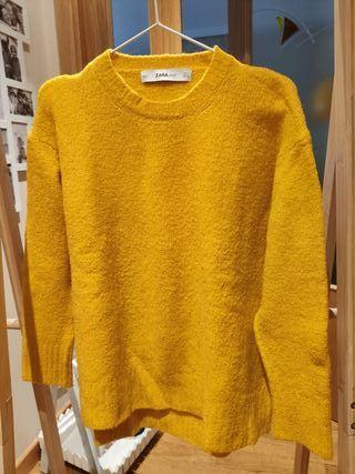 Jersey tricot marca Zara